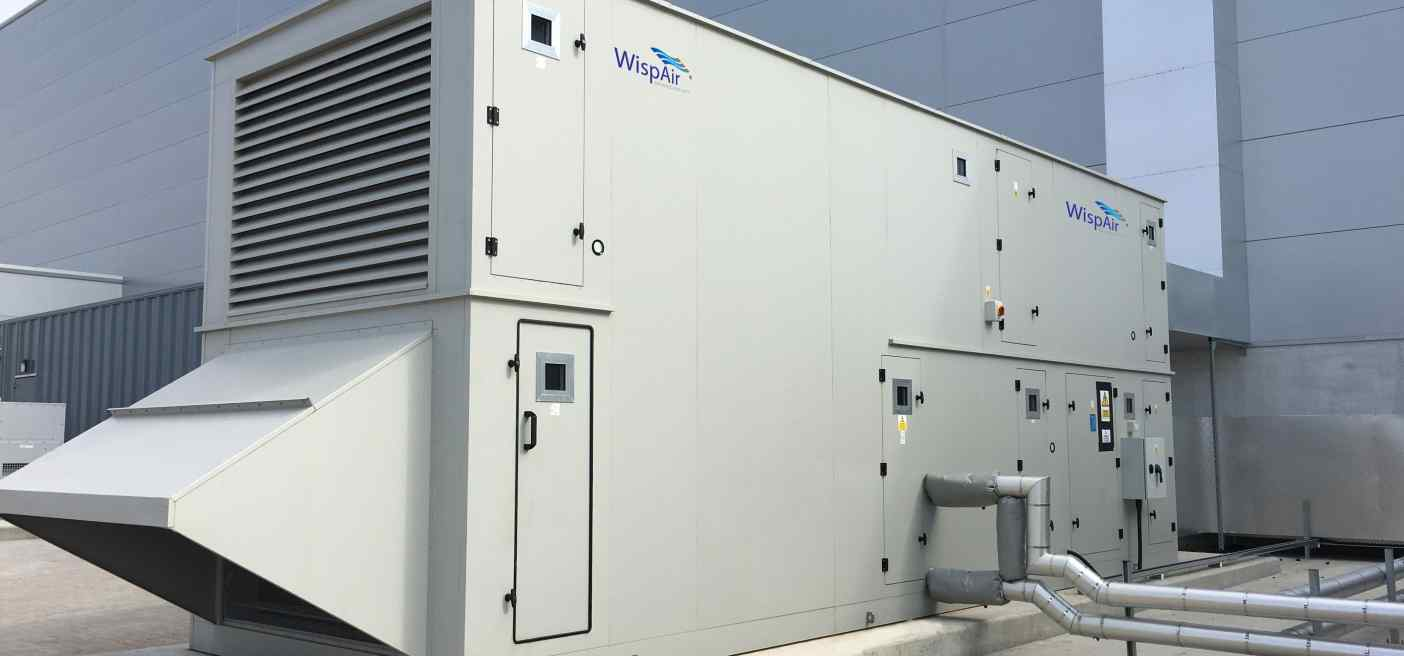 wispair air handling unit