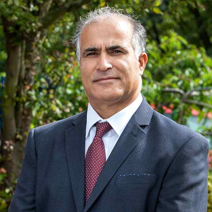 Massoud Kordbacheh