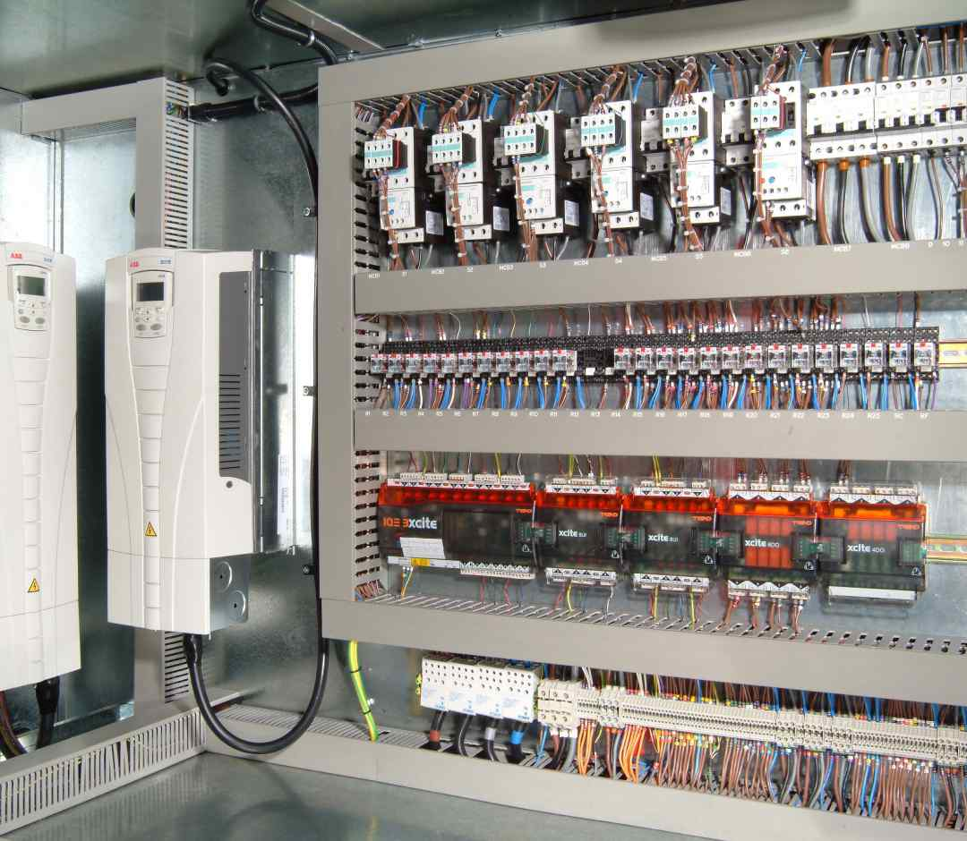 Electrical Control Panels | Weatherite Group